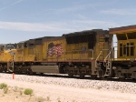 UP 3848 #2 power in an EB intermodal at 12:28pm