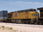 UP 5284 #4 power in an EB intermodal at 12:46pm