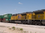 UP 8544 #2 power in an EB intermodal at 12:44pm