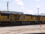 UP 5271 #3 power in an EB manifest at 1:53pm