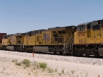UP 5324 #3 power in an EB intermodal at 1:16pm