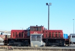 Massey Coal Terminal switcher