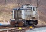 Amtrak's Auto Train Terminal Switcher