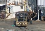 Northrup Grumman Shipyard switcher