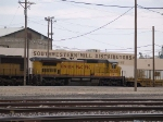 UP 9132#2 power in an EB intermodal at 12:47pm