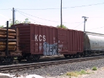 KCS 749250 in a WB manifest at 12:11pm