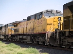 UP 9565 #2 power in an EB intermodal at 10:55am