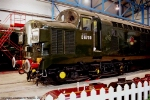 """ex-BR D6700 """"The National Railway Museum,"""" At The National Railway Museum"""