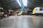 The National Railway Museum Great Hall