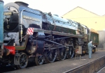 The Duke rests