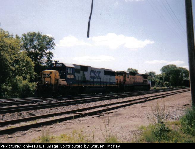 CSX 8630
