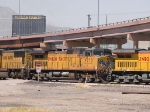 UP 9770 #3 power in an EB intermodal at 11:04am