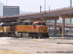 BNSF 4690 leads an EB manifest at 12:46pm