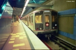LACMTA Red Line heavy rail subway transit system Los Angeles County Ca