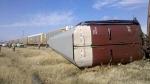 Conrail-UP G.M. Car Derailment 3