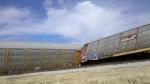 Conrail-UP G.M. Car Derailment 4