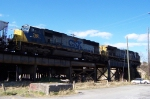 CSX 769 helps the aging AC44