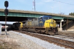 CSX 5015 leads Q173 today