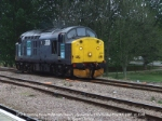 37510 on a route-learning run from Middleton Towers - Stowmarket.
