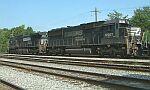 NS Power on CSX Train Q182