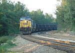 CSX SB Coal Train