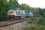 CSX Train Q692