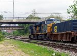 CSX Q142 Northbound