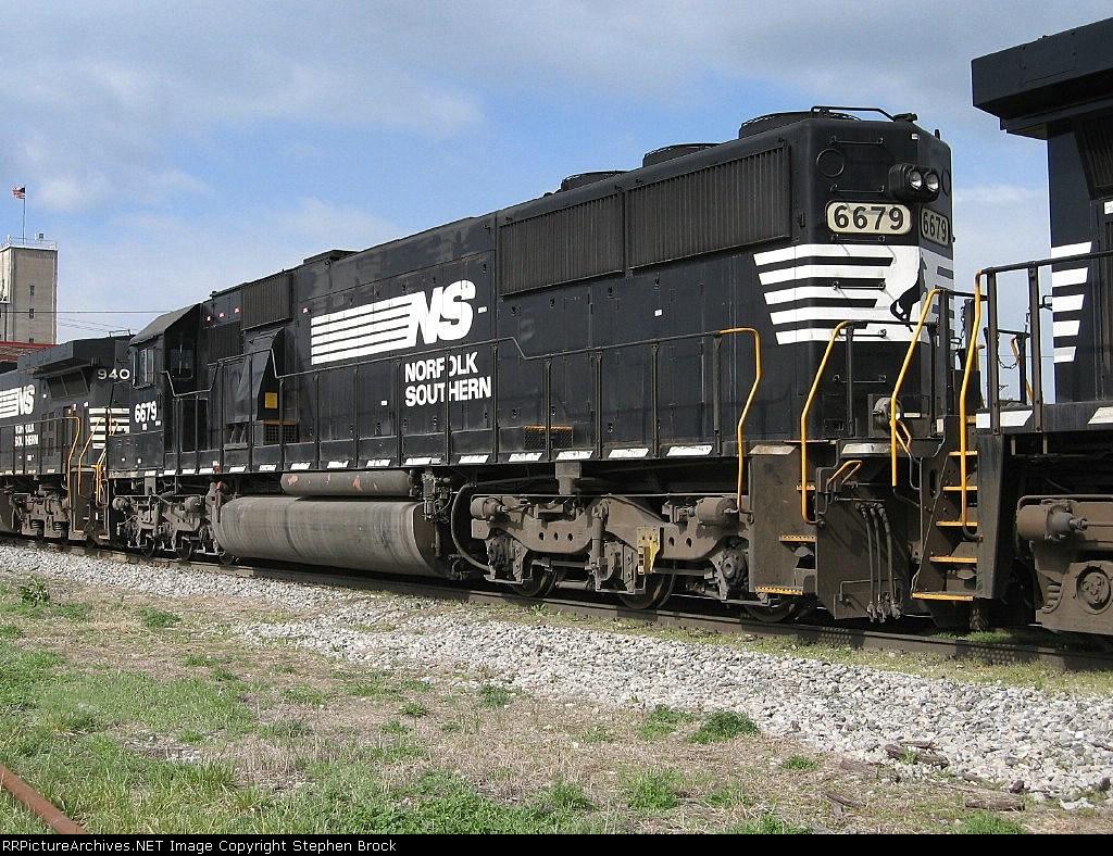 NS 6679 (SOU), Serial # 897056-4