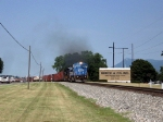 NS 6795 & Company heading to Shenandoah