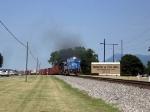 NS 6795 & Company heading to Shenandoah