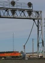 BNSF 121