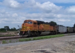 BNSF 8894 Brings up the Rear of an Eastbound Coal Train