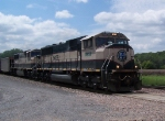 Two Patched Executive MAC Units Head East With Coal