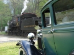 WWRC 98 & 1932 Model A