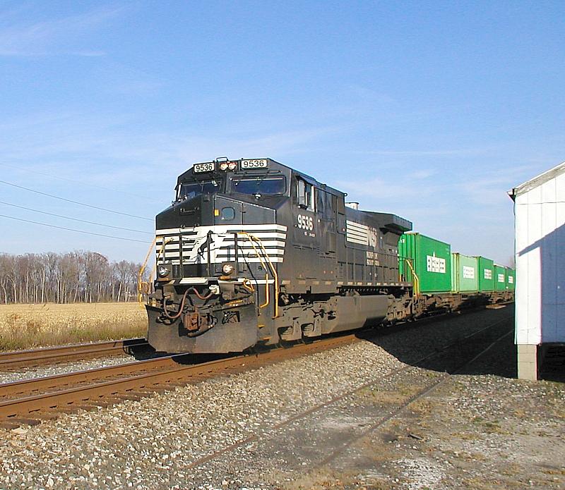 NS 9536 C40-9W