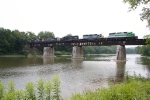 FURX 3027 leads Q271 over the Chenango River