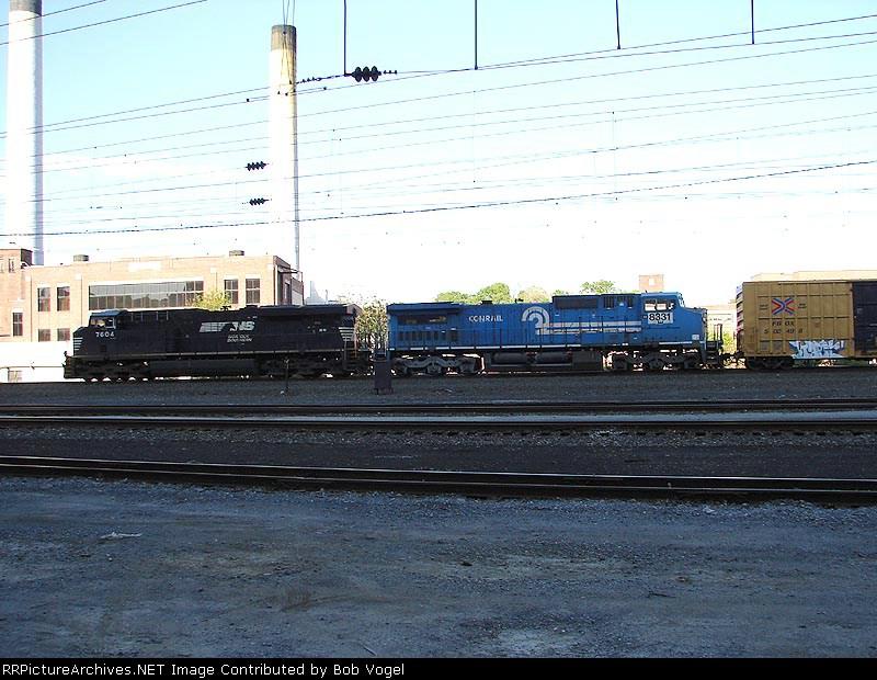 NS 7604 & 8839