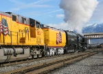 UP 844 heads for Elko, Nevada
