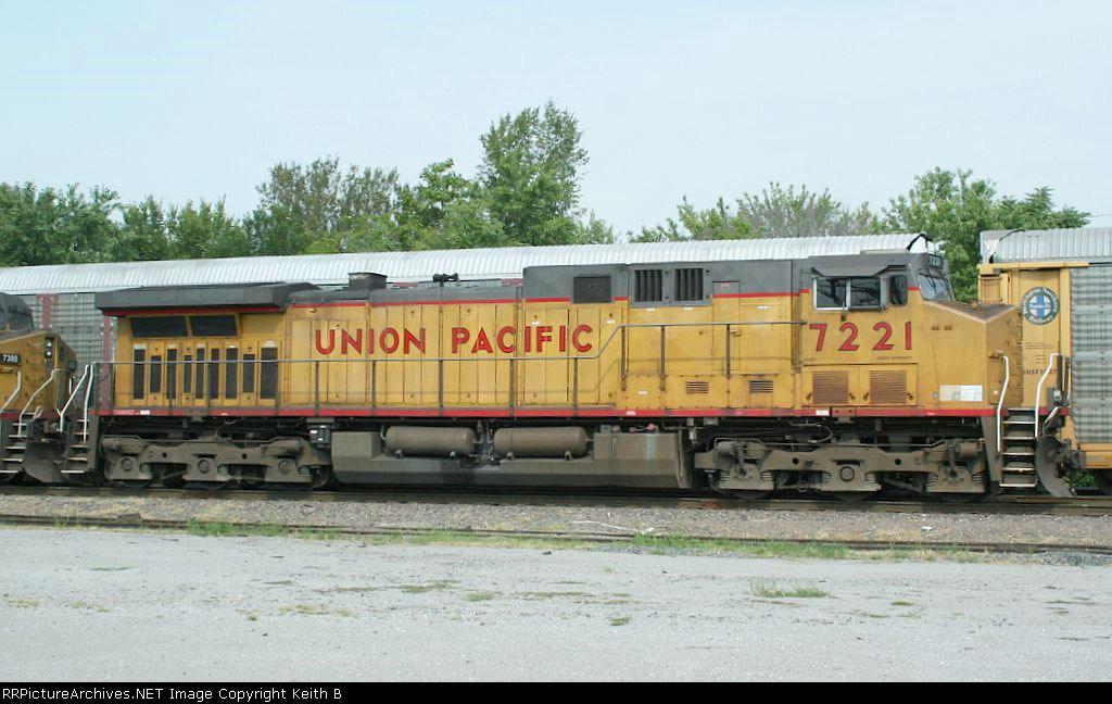 UP 7221