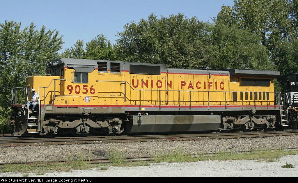 UP 9056