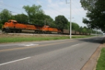 BNSF 5758 & 5917