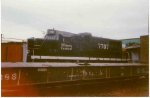 IC 7707 in McComb dead line 1991