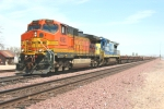 BNSF 4863