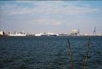Former Western Maryland Yard Docks