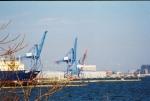 Intermodal Container Cranes