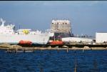 Mini Submarines on the former WM Railroad Dock