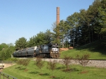 NS 9708 On her way to Shenandoah