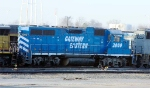 GERC 2000 GP 38-2 belongs in IL found in