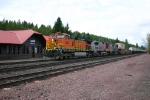BNSF 4962 East