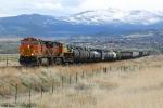 Laurel Spokane BNSF 5146 West